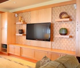 电视背景墙装修效果图大全