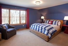 四室两厅卧室的装修效果图