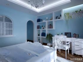 田园风格卧室装修设计效果图