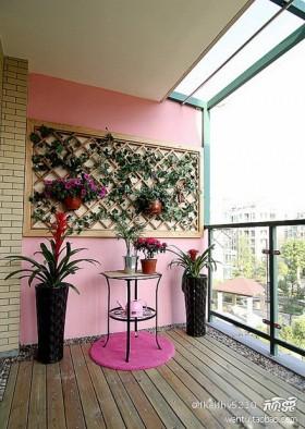 2013最新小阳台设计效果图