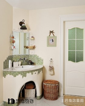 小卫生间门装修效果图欣赏