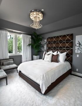 欧式小户型主卧室装修