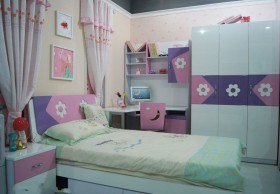 小儿童房装修效果图