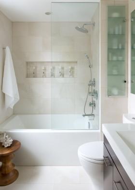 卫生间浴缸装修设计