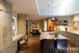 宜家风格厨房装修设计效果图片