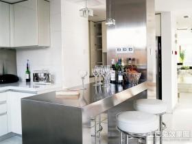 2013最新简约风格餐厅装修效果图片欣赏