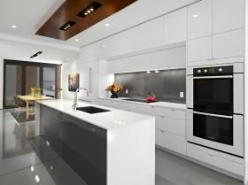 现代厨房装修效果图欣赏