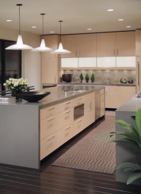 小户型厨房精装效果图