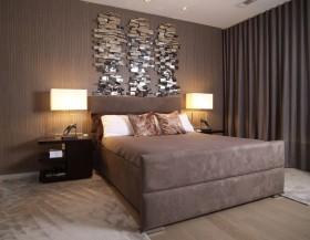 卧室装修效果图背景墙