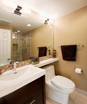 家居卫生间装修图