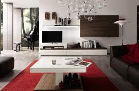家装电视柜效果图