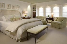 21平米卧室装修效果图