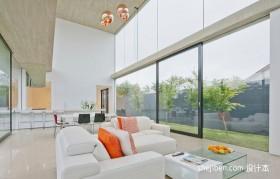现代别墅室内装修效果图欣赏