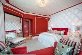 欧式婚房卧室颜色