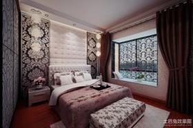 中式风格最新卧室装修效果图