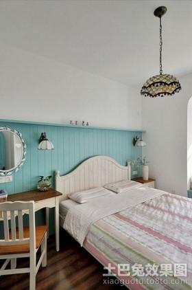 田园小卧室装修效果图