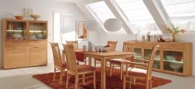 顶层阁楼小户型餐厅装修效果图