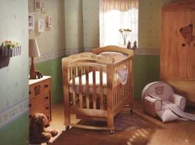 婴儿床装修设计图片