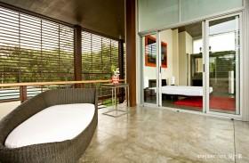 度假别墅卫生间设计