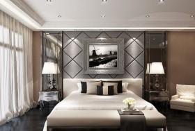 卧室效果图设计欣赏