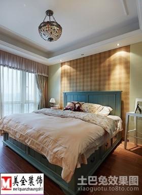 田园风格卧室装修休设计图片