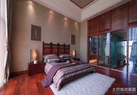 复式主卧室装修设计图片