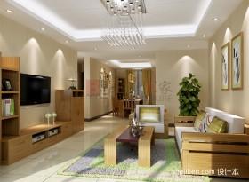 最新客厅装饰设计图片欣赏