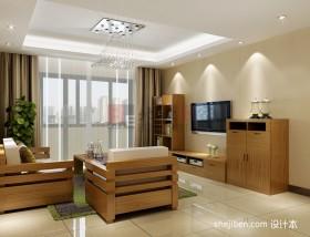 最新现代客厅装修设计图片