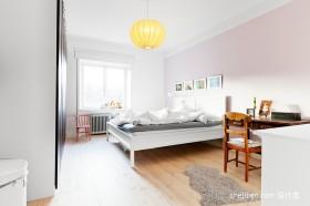 71平米北欧风格卧室设计