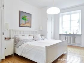 14平米现代简约卧室装修设计