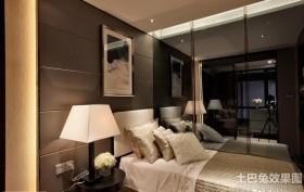现代风格小卧室装修效果图大全