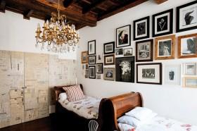 10平米卧室照片墙装修简单