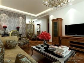 现代小客厅装修效果图