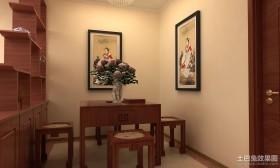 80平米小户型餐厅装修效果图欣赏