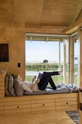 木质飘窗装修设计