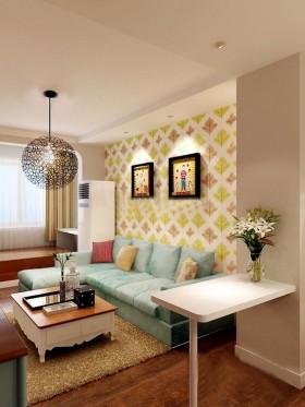 客厅沙发背景墙装饰图片