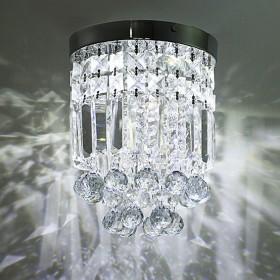 现代水晶吊灯装饰效果图