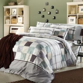 欧式简约卧室装修设计效果图片