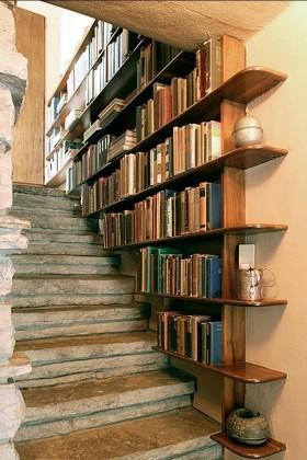中式阁楼楼梯设计