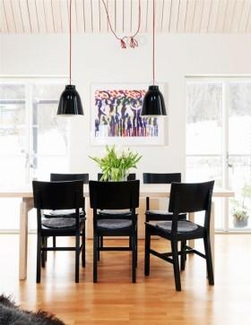 简约风格小户型餐厅装修效果图