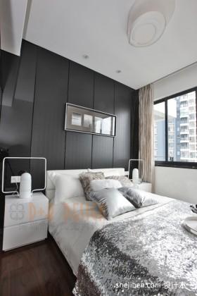 现代卧室装修装饰图片
