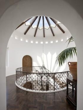 北欧别墅楼梯装修设计