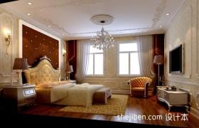 主卧室的装修设计图