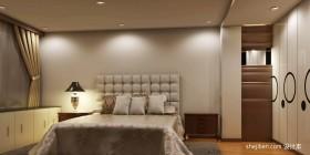 2013最新简约卧室装修