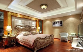 2013新古典卧室装修效果图