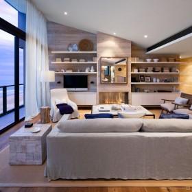 2013顶层公寓客厅装饰设计