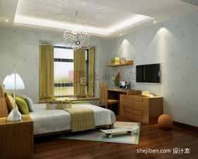 卧室装修装饰效果图片