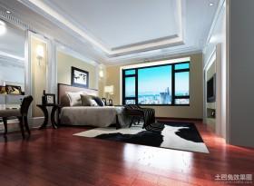 最新主卧室效果图
