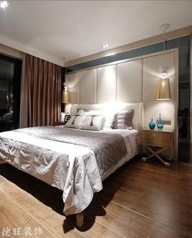卧室软包皮装修效果图