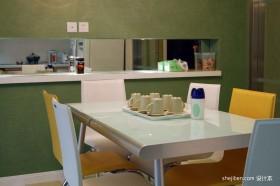 二居餐厅装修效果图大全2013图片